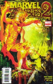 Marvel Zombies 2 #2 (2007) Arthur Suydam comic book
